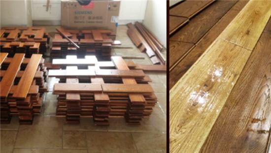 搬家换房不换地板?对,天格地暖实木地板就是这么优秀