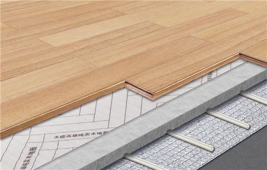 用户调查:有无地暖,为什么人们都爱用天格地暖实木地板