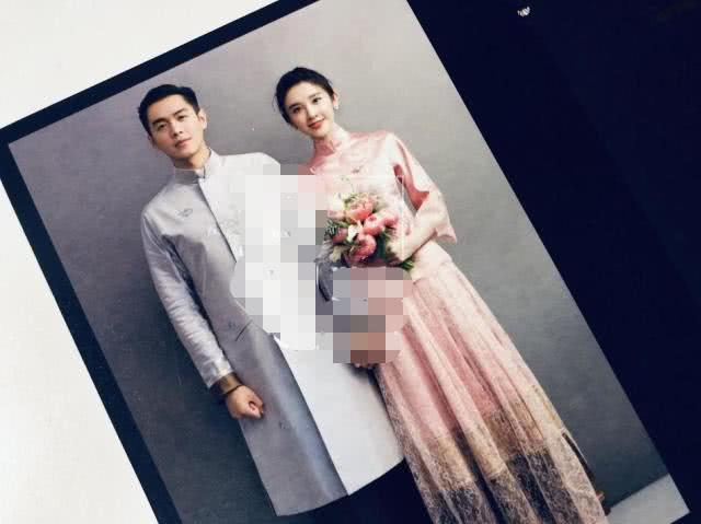 张若昀唐艺昕婚礼伴手礼曝光,婚纱照婚期一一公布