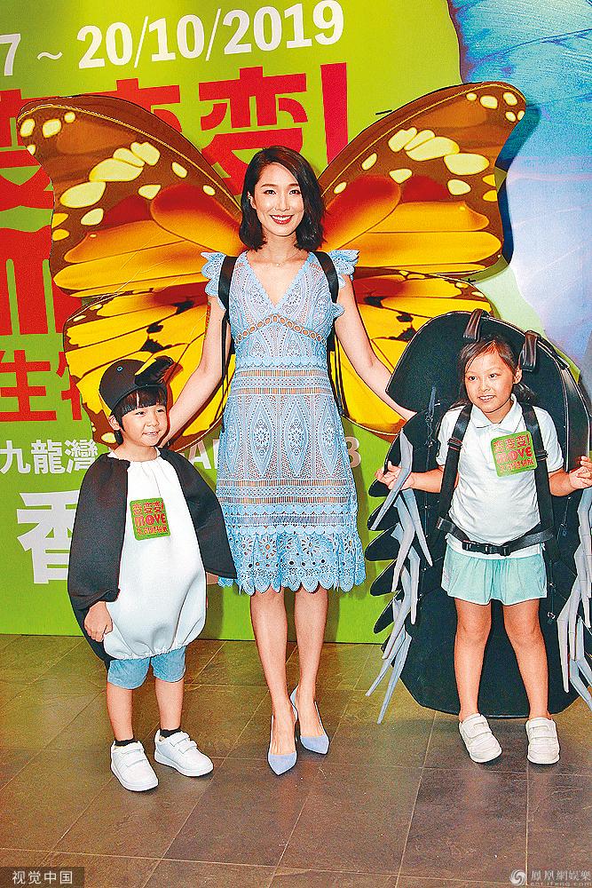 孩子遗传李亚男身高基因 王祖蓝或将抬头看女儿