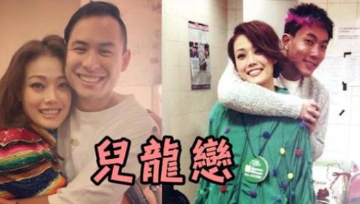 39岁容祖儿被曝秘恋杨受成小儿子 姐弟恋已有4个月