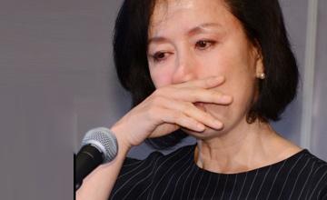 61岁老戏骨开谢罪记者会 替强奸犯儿子道歉