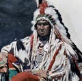 20世纪初的印第安人