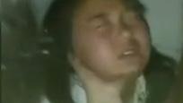 实拍贵阳校园一女生遭多人扇脸抽打 不断哭泣求饶:我错了