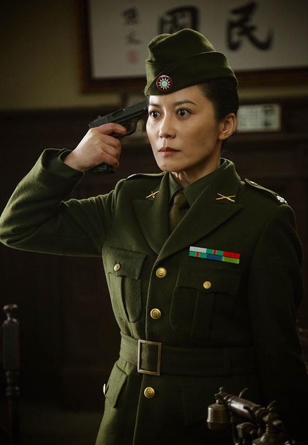 俞飞鸿:角色之外:我很怕成为焦点 [有看点]