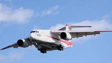 自卫队新军机暴露日本野心 航程覆盖大半个中国