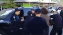 奥运摔跤冠军醉驾被查拘捕 一人对抗七名警察