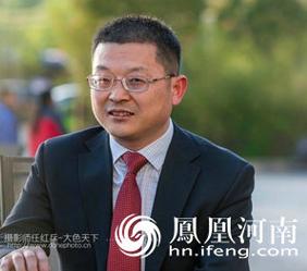 专访新怡和集团总裁李刚