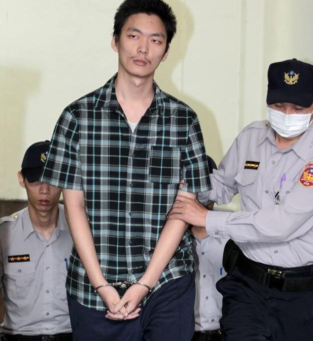 台湾 91 秒连砍 26 人杀人犯被 3 枪处决 遗言曝光