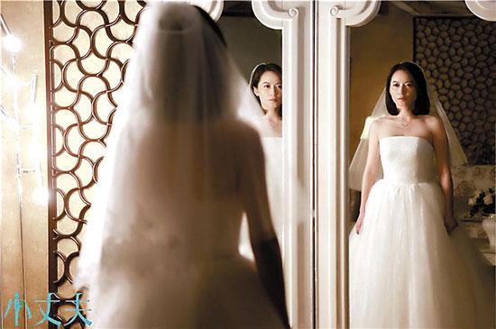 俞飞鸿:刚知道什么是CP 对婚礼没兴趣 [有看点]