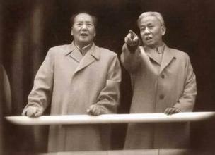 1961年毛泽东对外宾谈自己接班人:我死后就是他