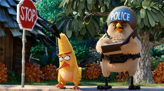 《愤怒的小鸟》改编同名动画电影-小鸟 飞向电影大银幕 游戏IP究竟能
