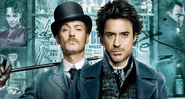 《大侦探福尔摩斯3》有望今秋开拍 还有更多续集