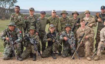 国际轻武器大赛解放军35金拿第一 日本夺狙击冠军