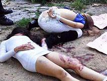 """她们因""""告密""""遭毒贩折磨 被处决后抛尸荒野"""