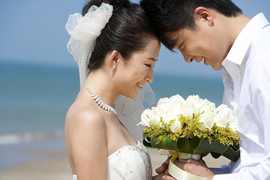美媒:中国男人求婚奢侈女性爱嫁有钱人