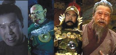 【有意思】他是《西游记》中的经典绿叶,一人出演四个角色