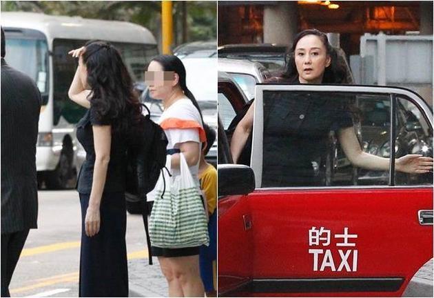 【有意思】李连杰54岁妻利智被拍 前凸后翘曲线动人(图)