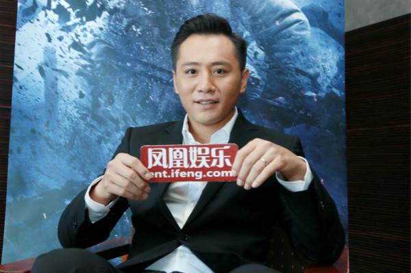 刘烨:诺一康康常聚会,与胡军合作电影比过去容易【星看点】