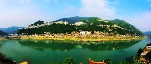 陕西风景最美的县城