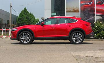 一汽马自达首款SUV售价亲民 超高颜值仅售14.08万
