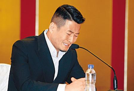 """【有意思】孙兴涉毒五年后首归荧屏:再也不想沾""""毒""""了"""