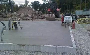 看法国人盖房子基础施工,中国施工队无地自容
