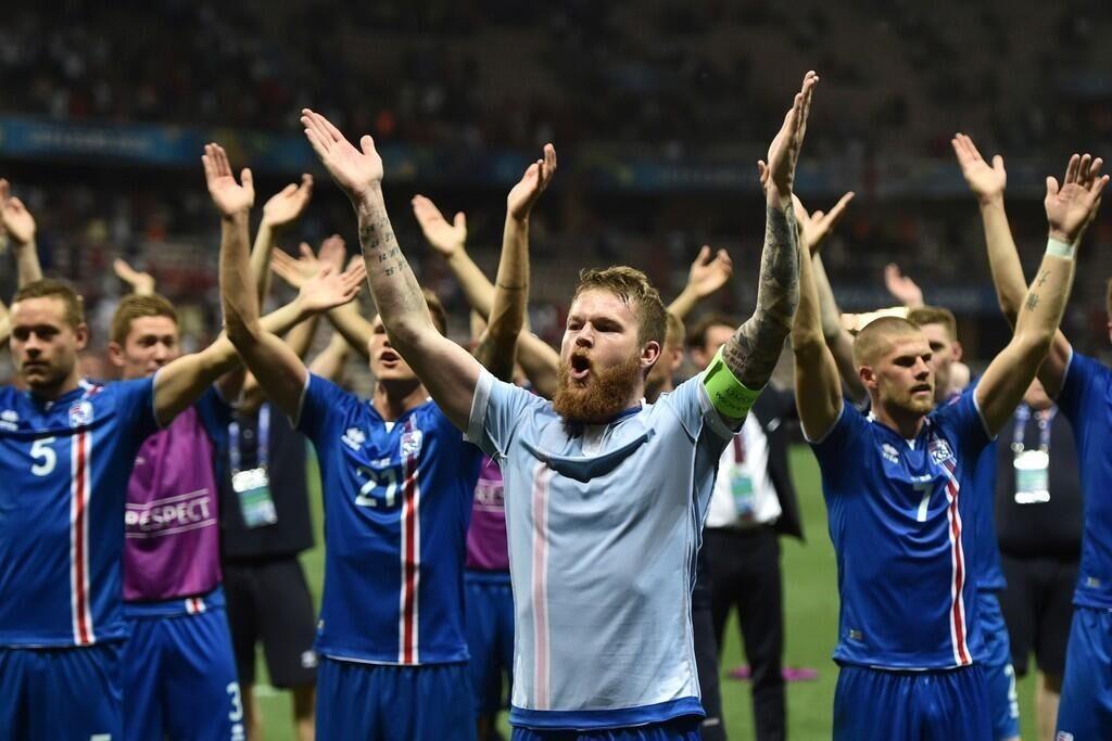 那么冰岛无疑便是本届欧洲杯的
