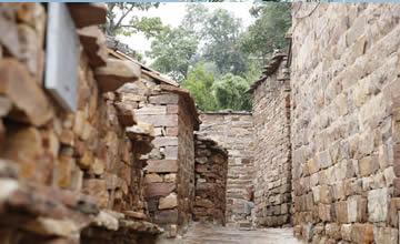 中国一农村至今仍住千年古宅 宛若世外桃源!