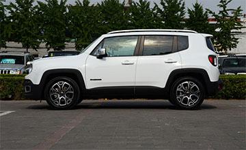 Jeep最便宜SUV售价14.18万 内饰获全球十佳超漂亮