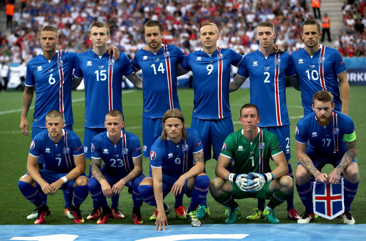 冰岛太励志!门将兼职导演助教是牙医 队长曾练手球
