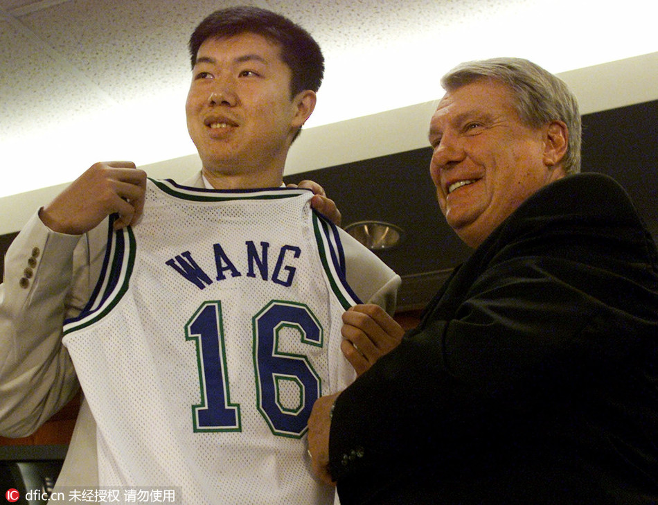 王治郅事件 回顾-王治郅加盟NBA到遭男篮开除争议事件始末