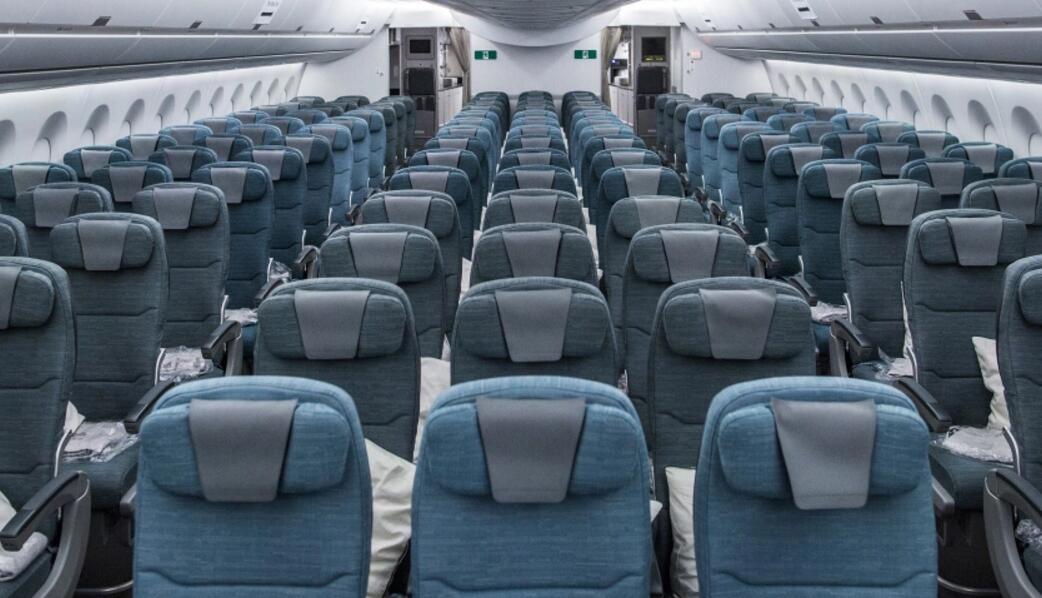 新招式!空客用无人机为自家客机做健康体检