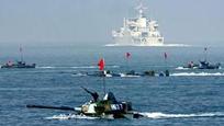 中俄首次联手出击南海 释放一信号