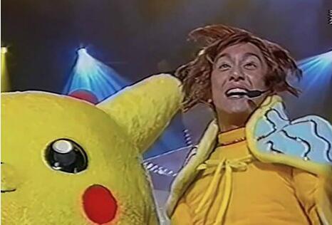 【星娱TV】真稚嫩!陈浩民17年前唱《宠物小精灵》被翻出