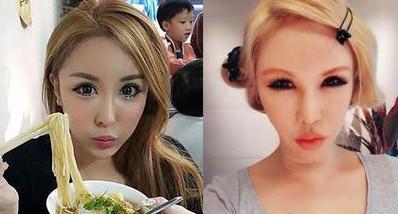 【美人鱼乐】她是台湾版金星,12年变了7张脸…