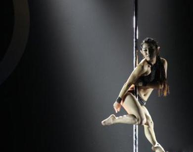 第六届中国钢管舞锦标赛决战天津