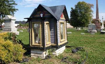 到美国看到这些小房子,不要乱碰,真相恐怖!