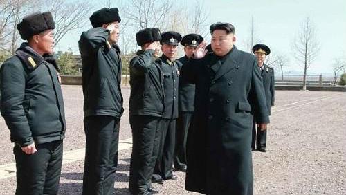 朝鲜军事异动 金正恩又有大动作?