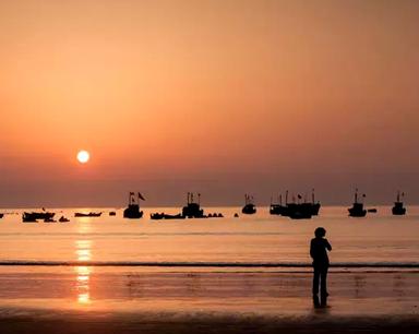 冷门私享 浙里十大绝美小众海滩
