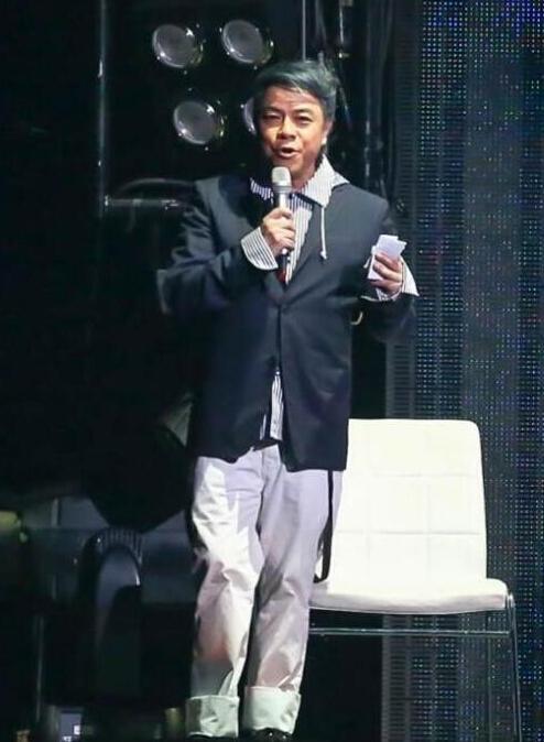 【星娱TV】蔡康永再次亮相力挺同性婚烟:这就是真爱