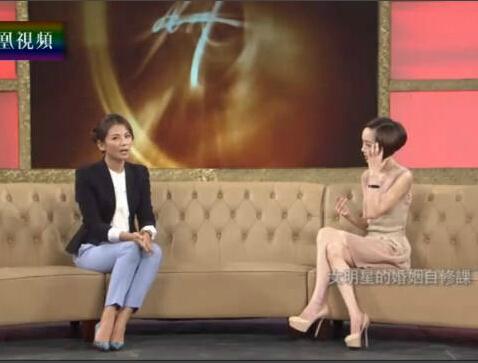 【星娱TV】刘涛首谈豪门婚姻:老公曾命悬一线 踏上5年救夫道路