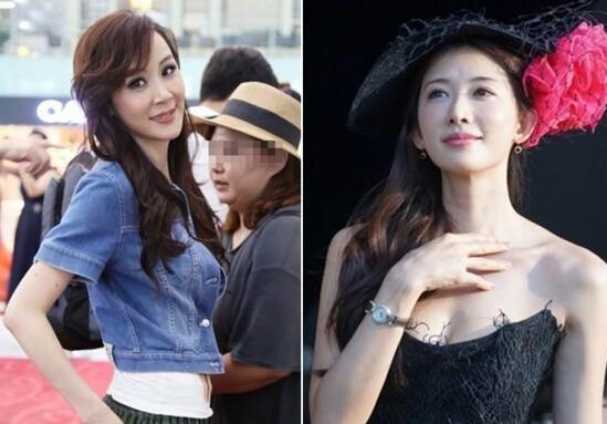【星娱TV】萧蔷曾评价林志玲:努力十年再来和我比较