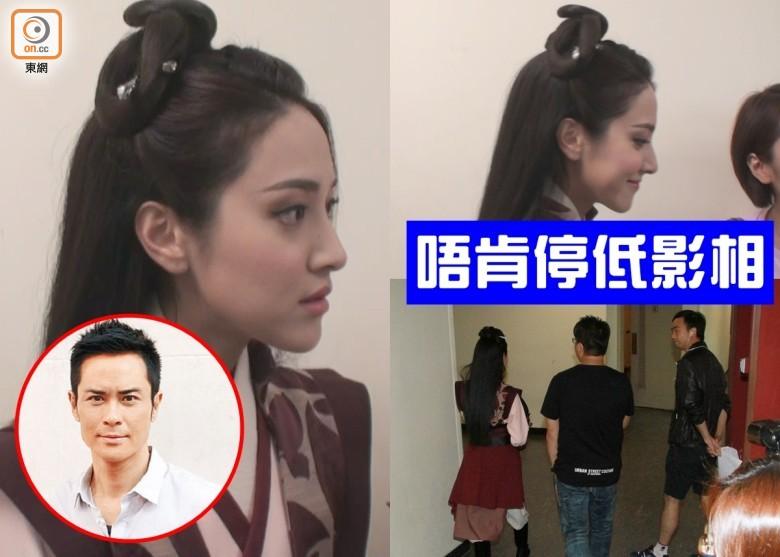 【星娱TV】闻男友郑嘉颖离巢即黑脸 陈凯琳反常玩高傲