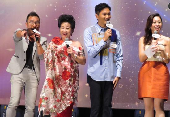 【星娱TV】张智霖出道25周年叹时光飞逝:像昨天一样