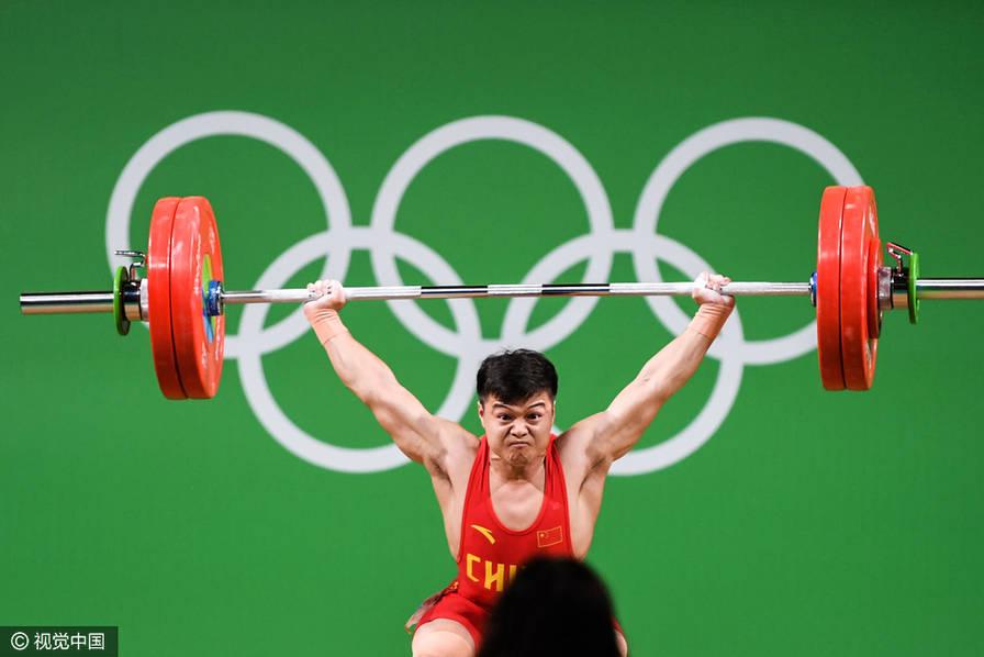 中国第三金!龙清泉破世界纪录 时隔8年再夺冠