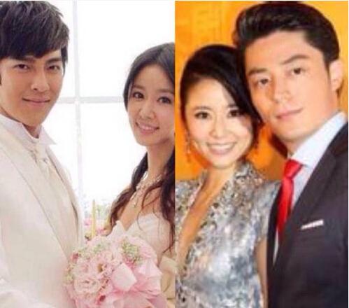 汪东城和林心如剧照,林心如和霍建华结婚照图片
