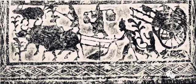 """牛郎:男耕女织是我的梦想 牛郎:""""像这样,这几帧图都取自清·焦秉贞"""