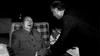 毛泽东最后接见外宾影像曝光 头已无法抬起