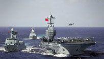 """中国国防部:首艘国产航母有""""颜值""""更有""""气质"""""""